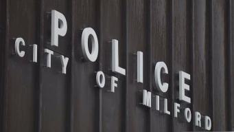 Suspicious Package Led to Closing Milford Police Lobby, Lot