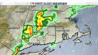 Strong Thunderstorm Threat Wednesday
