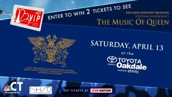 The Music of Queen VIP Ticket Sweepstakes