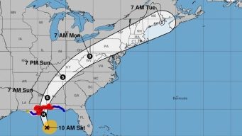 Remnants of Hurricane Nate to Impact Connecticut