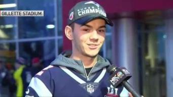 Pats Fan Who Helped Recover Brady Jerseys Attending Opener