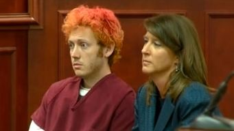 """Dark Knight"" Massacre Suspect Appears in Court"