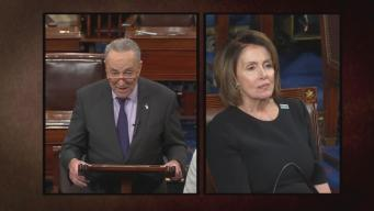 Trump to Meet With Top Democrats Over Shutdown, Border Wall