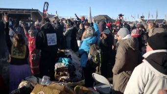 Dakota Access Pipeline Halted After Months Of Protest