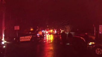 Car Fleeing Police Crashes into Pole in Norwich: Ledyard PD