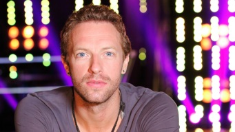"Chris Martin Joins ""The Voice"""