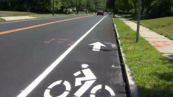 New Bike Lanes in West Hartford Causing Confusion