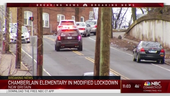 New Britain Shooting Happened Near School
