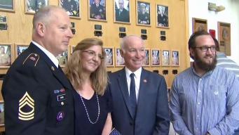 New Citizens Sworn in Ahead of Memorial Day