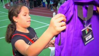 New Haven Holds Back to School Rally