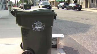 New London Residents Heated Over Trash Plan