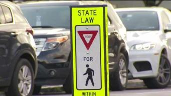 New Signs Aim to Curb Pedestrian Accidents in Hartford