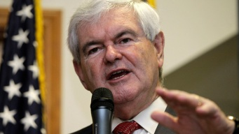 "Newt Gingrich on ""Leno"": Shutdown ""Not a Crisis"""