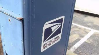 Mail Stolen From Mailbox at Monroe Post Office