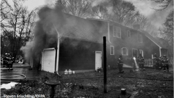 Crews Knock Down House Fire in Old Saybrook