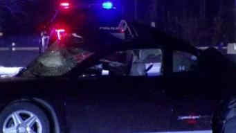 One Killed in Granby Crash