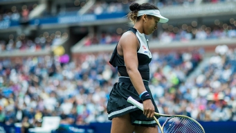 Defending Champ Osaka Loses to Bencic in US Open's 4th Round