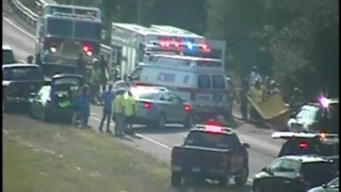 Serious Crash Closed Route 72 West in Plainville