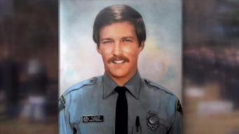 Plainville Officer Killed in Line of Duty Honored 40 Years