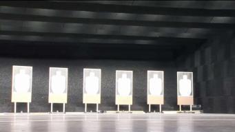 Police Indoor Firing Range Opens in New Haven