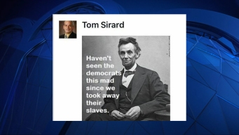 Enfield Board of Ed Chairman Posts Controversial Facebook Image