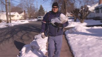 Mail Carriers Prepare For Cold