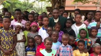 Priest Brings Missions of Mercy to Native Nigeria