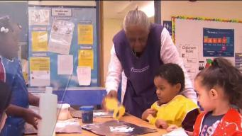 Program Brings Foster Grandparents Into Schools