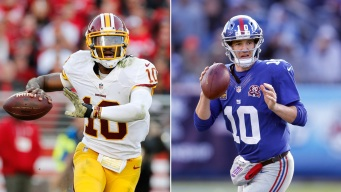 Giants Vs. Washington: A Contrast in QB Situations