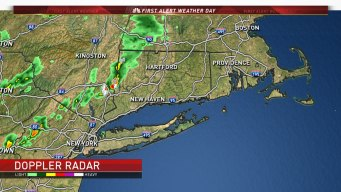 More Scattered Storms Move Through State Sunday Evening