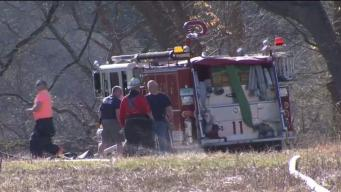 Recent Brush Fires in Derby Could Be Suspicious