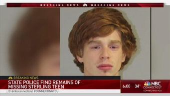 Remains of Sterling Teen Found, Arrest Made