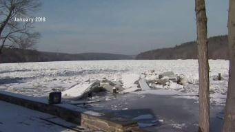 Remembering the 2018 Ice Jams