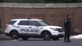 Gun Scare at WCSU Was Caused by Light Stand