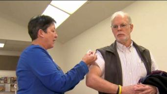 Residents Take Advantage of Free Flu Clinic in Windsor