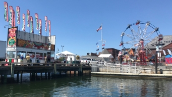 Final Preps Underway for Sailfest in New London This Weekend