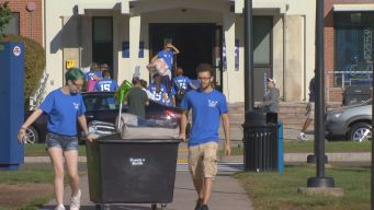 Thousands Move in at SCSU