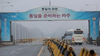 North Korean Orchestra, Maybe Joint Hockey Team at Olympics