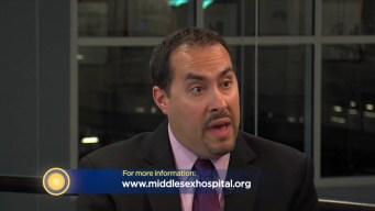 CT Spotlight: Middlesex Hospital on Back Pain