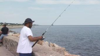 Stratford Bans Fishing Along Beach Drive Seawall