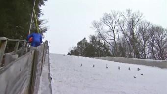 Salisbury Ski Jump