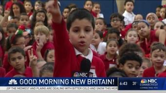 School Shoutout: Jefferson Elementary School New Britain