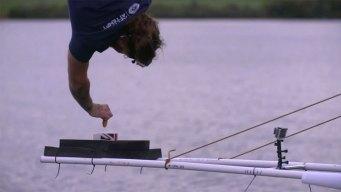 Thrill Seeker Bungee Dunks Cookie 240 Feet, Breaks Record