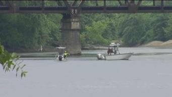 Search for Man in Connecticut River Suspended