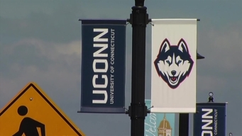 UConn Basketball Player Charged With Fleeing Police After Car Crash