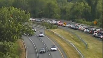 Serious Injuries Reported in Crash on Route 9 in Cromwell