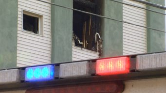 1 Dead After Jumping From Burning Building in Shelton