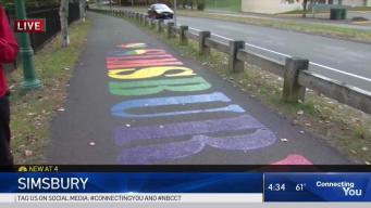 Simsbury Celebrates National Coming Out Day