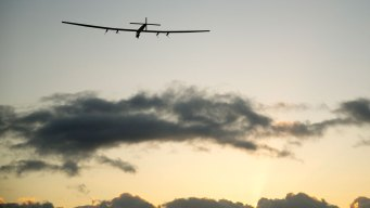 Solar Plane Departs From Hawaii With No Fuel