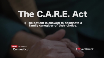CT Spotlight: AARP on Importance of Caregivers